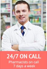 On Call Pharmacists